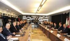 شقير في إجتماع عمل مع اللواء إبراهيم: لبنان خسر 4 ملياردولار من مداخيله السياحية بين2010 و2018