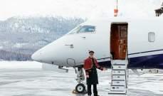 """فندق """"Badrutt's Palace""""في سويسرا يطلق أول طائرة خاصة"""