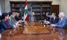وفد من البنك الدولي يزور الرئيس عون.. ومطالبة باتخاذ إجراءات سريعة لضمان الاستقرار الاقتصادي