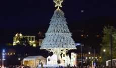 """عيد الميلاد في الأسواق اللبنانية: """"حركة بلا بركة"""" هذا العام أيضا!"""