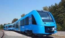 """أول قطار يعمل بالهيدروجين و""""موتورولا"""" تطور سيارات مخصصة لرجال الشرطة"""