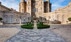 بالصور: قلعةخاصة في اسكتلندا بـ10.5 مليون دولار