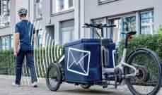 """IAV""تطور مركبة ""cargobike""الذكية لتعقب البريد أثناء عمليات التسليم"