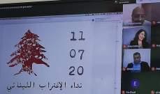 مغتربون في 20 دولة أطلقوا نداء 11 تموز الاغترابي: لتوحيد الجهود في دعم لبنان وبحث سبل الإنقاذ