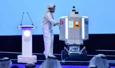 """""""فيديكس"""" تختبر الروبوت """"روكسو"""" للتوصيل في دبي"""