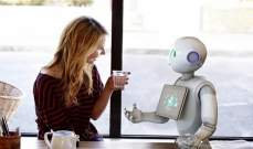"""تدريب روبوتات في اسكتلندا لمساعدة المعزولين بسبب """"كورونا"""""""