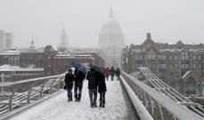 بريطانيا تتوقع تراجع إمدادات الغاز خلال فصل الشتاء