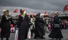 التضخم السنوي في تركيا يرتفع إلى 11.84% في كانون الأول 2019