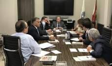 الاجتماع الرابع لخلية الأزمة الوزارية يبحث عمل المنصة الالكترونية وضخ السيولة للمصارف