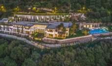 """بالصور: """"Villa Alang Alang"""" أغلى فيلا في الريفيرا الفرنسية"""