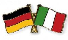 """""""آكي"""": روما بصدد مطالبة ألمانيا ببيانات ضريبية عن إيطاليين في الإمارات"""