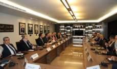 شقير: لوضع تصور واضح حول الخطوات المطلوبة لتنمية العلاقات الاقتصادية مع الجزائر