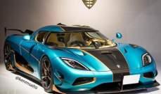 """""""Koenigsegg"""" السويدية تعتزم زيادة إنتاج السيارات الخارقة إلى مئات الوحدات بحلول عام 2022"""