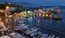 إرتفاع عدد السيّاح إلى لبنان بنسبة 9.98% خلال العام 2017