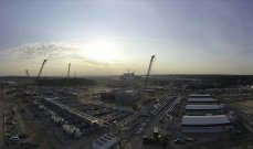 """غازبروم"""" الروسية تعلن اكتمال مشروع مد أنابيب """"السيل الشمالي-2"""""""