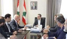 أبو فاعور:مصرف لبنان يضع آلية جديدة لدعم الفوائد على الرأسمال التشغيلي في القطاع الصناعي