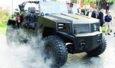 """بالفيديو ... الوحش اللبناني """"Frem Immortal"""" أول سيارة لبنانية رباعية الدفع .. فهل نراها ضمن عتاد الجيش ؟!"""