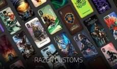 """""""ريزر"""" تقدم أغطية هواتف بتصميمات ألعاب الفيديو"""