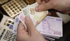 الليرة التركية تتراجع 1% مقابل الدولار