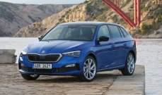 """""""سكودا"""" تطلق نموذجها الجديد من سيارات """"Scala"""" العائلية"""