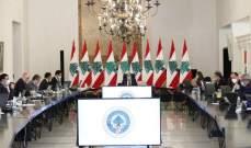 الرئيس عون يشدد على أهمية التحقيقات القضائية التي تجري في إطار مكافحة الفساد