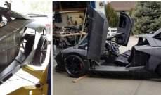 """صمم سيارة """"لامبورغيني"""" بتكلفة 20 ألف دولار فقط!"""