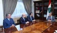 التقرير اليومي 6/7/2018: الرئيس عون: معالجة الاوضاع الاقتصادية ستكون من اولى اهتمامات الحكومة الجديدة