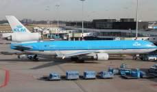 شركة هولندية تعتذر عن تغريدة نشرتها حول المقاعد الاكثر امانا في الطائرات