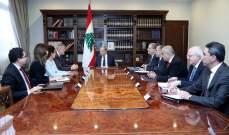 الرئيس عون: الإجراءات التي ستتخذ تهدف إلى حماية الواقع النقدي وحقوق المواطنين