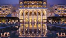 إرتفاع عدد نزلاء الفنادق في أبوظبي بنسبة 2% في 2019
