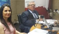 """ندوة """"حوار بيروت"""" بعنوان: """"الصناعة اللبنانية عصب الإقتصاد: بين تحديات الصمود ومكافحة الإغراق والتهريب"""""""