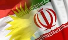 إيران وكردستان العراق يبحثان سبل تطوير التعاون في المجال الجمركي