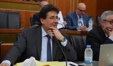 كنعان: لجنة المال تعمل على توحيد الموقف اللبناني لتحريك المفاوضات