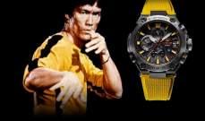 """Casio G-SHOCK""تطلق ساعة ""MRG-G2000BL-9A""احتفالا بميلاد ""Bruce Lee""الـ80"