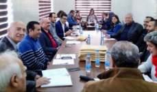 بلدية الشويفات تنجز مناقصة المرحلة الثانية لمركز الشويفات الثقافي الإجتماعي