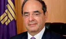 "غبريل: قرار خفض وكالة ""موديز"" لتصنيف لبنان كان مفاجئاً"