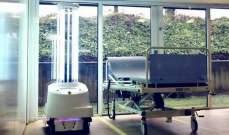 الصين تطور روبوت لقتل مسببات الفيروسات التاجية
