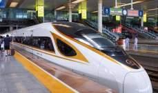 الصين تطلق أول قطار ذكي بالعالم