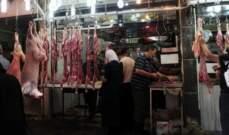 التهريب ومنع الاستيراد يرفعان أسعار اللحوم في دمشق