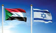 """رحلة تجارية """"إسرائيلية"""" عبر أجواء السودان لأول مرة"""