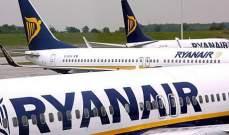 """""""رايان إير"""" قلقة من امكانية تأثير وقف طائرات """"737 ماكس"""" على أنشطتنا الصيف القادم"""