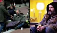 بالصور: اختار حياة التشرد وحصل على200 جنيه إسترليني يوميًا