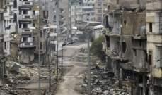 وزير الأشغال السوري: نعمل علىوضع دراسة تخطيطية لمشروع إعادة الإعمار