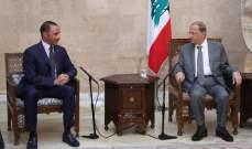 التقرير اليومي 13/7/2018: رئيس مجلس الامة الكويتي: ليس هناك حظر على زيارة الكويتيين للبنان ويجب رفع عدد الرحلات بين البلدين