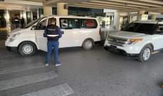دوريات من أمن الدولة تواكبالمسافرين القادمين إلى لبنان من