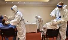 وزارة الصحة: عشر إصابات على متن رحلة لاغوس وإصابتان من باريس والكونغو