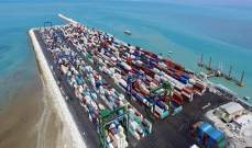 ايران تصدر 70 مليون طن سلع غير نفطية