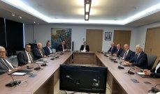بيان لقاء الهيئات الاقتصادية بمجلس العمل اللبناني في السعودية