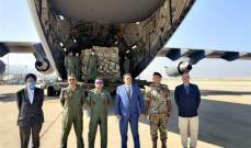 الهند ترسل 70 طناً من المساعدات الإنسانية إلى لبنان