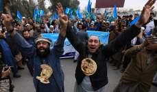 أزمة خبز في باكستان تتسبب باحتجاجات كبيرة